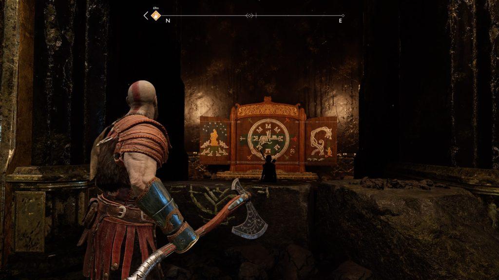 God of War - Jotnar Shrines Guide - NightlyGamingBinge