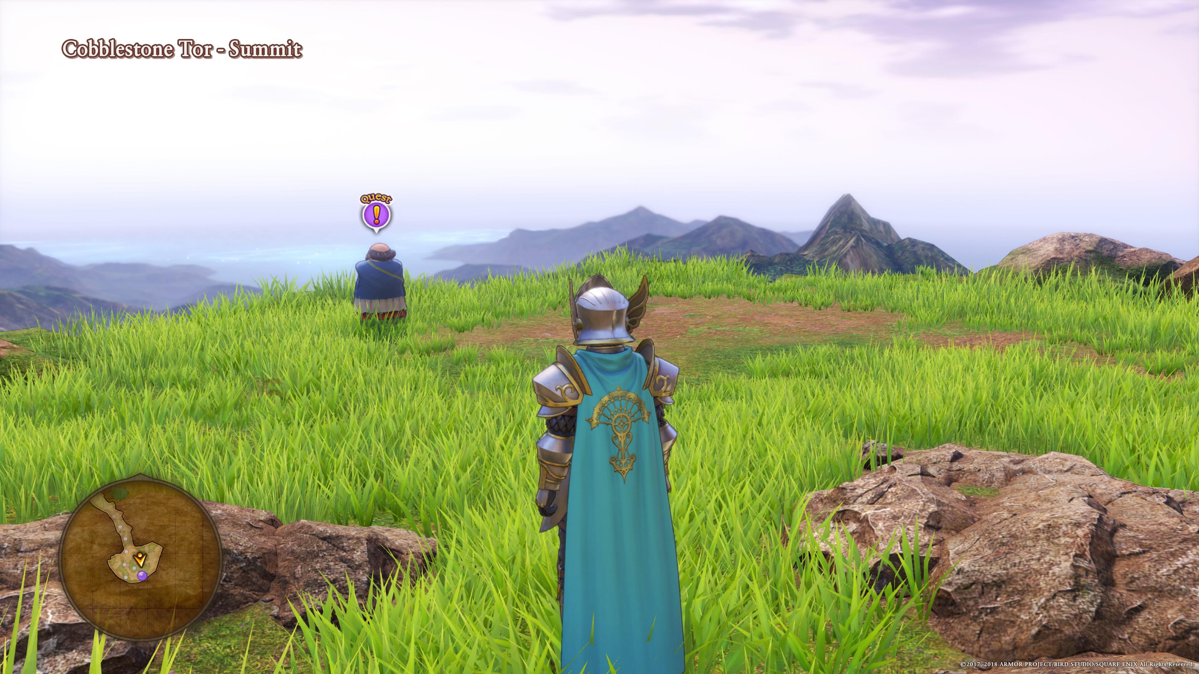 Dragon Quest XI - Mister Vista - NightlyGamingBinge