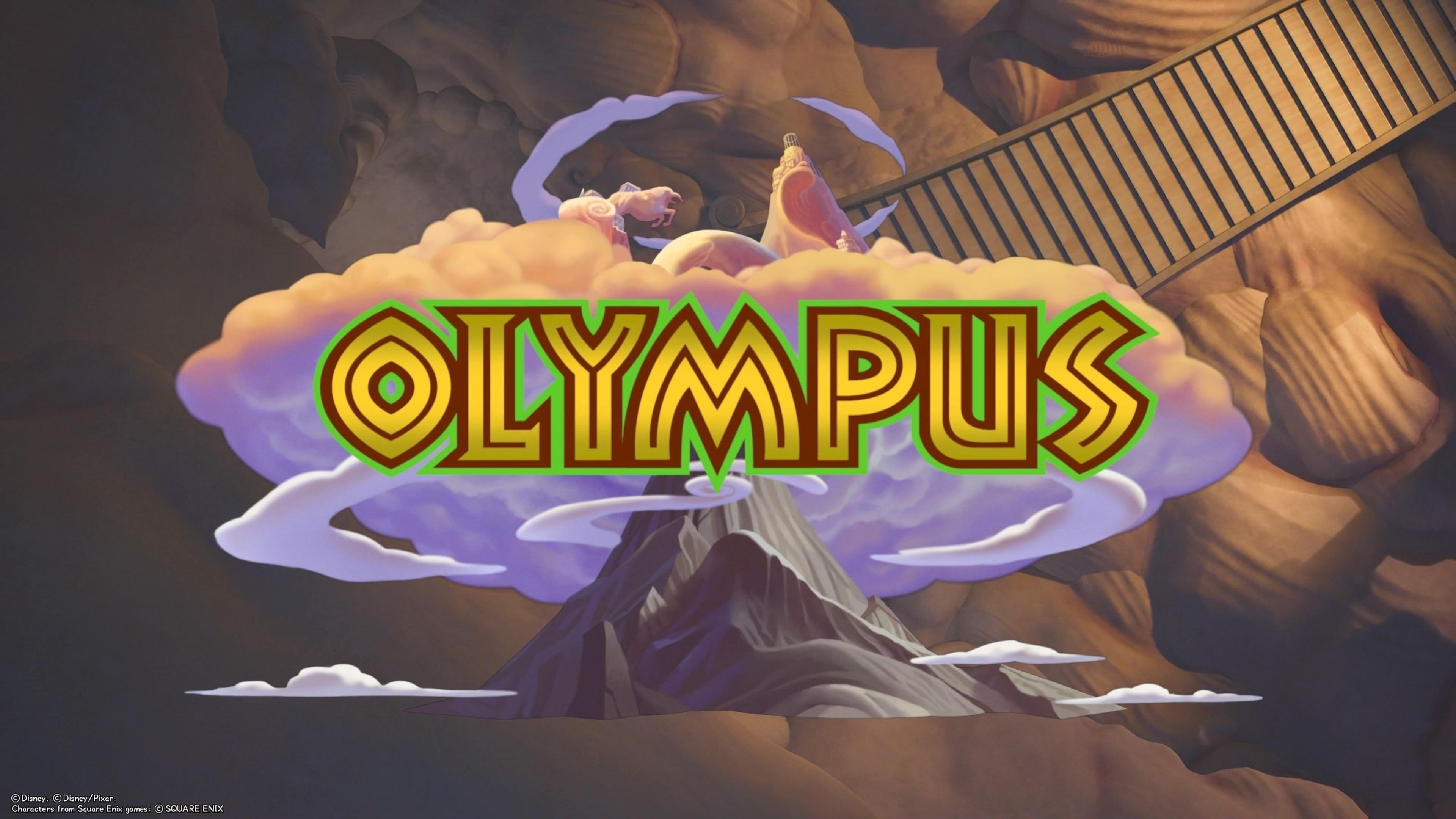 shades of huge sale ever popular Kingdom Hearts III - Olympus Treasure Chests Guide ...